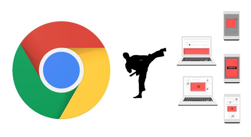 Google chrome va bloquer toutes les publicit s non for Bloquer les fenetre publicitaire google chrome
